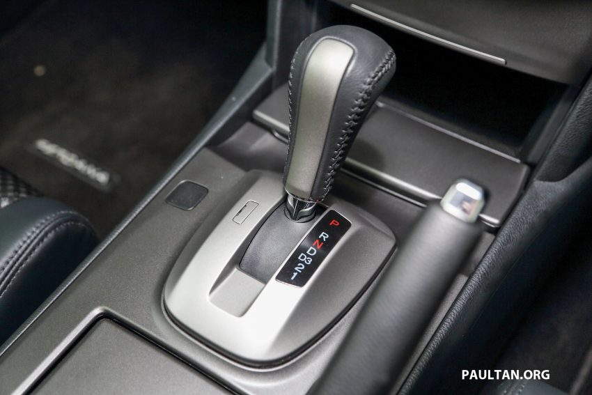 New Proton Perdana officially launched – 2.0L and 2.4L Honda engines, Accord-based sedan from RM113,888 Image #507643