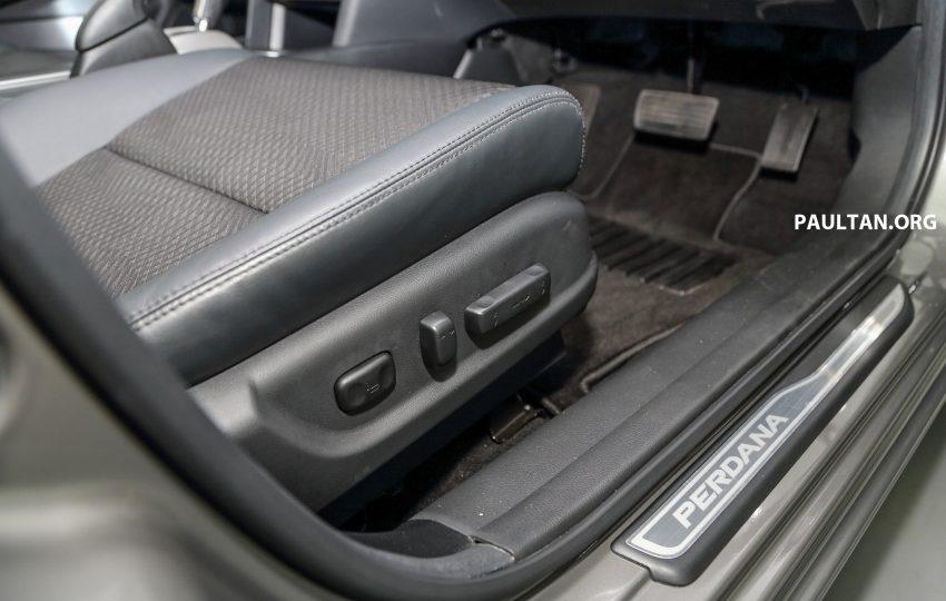 DRIVEN: 2016 Proton Perdana – first impressions Image #508149