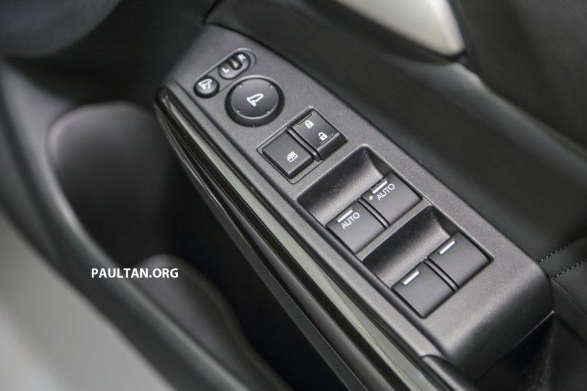 Proton Perdana 2016 dilancarkan – enjin Honda 2.0L dan 2.4L, berasaskan Accord, harga dari RM113,888 Image #507084