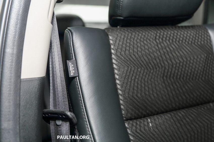 Proton Perdana 2016 dilancarkan – enjin Honda 2.0L dan 2.4L, berasaskan Accord, harga dari RM113,888 Image #507085