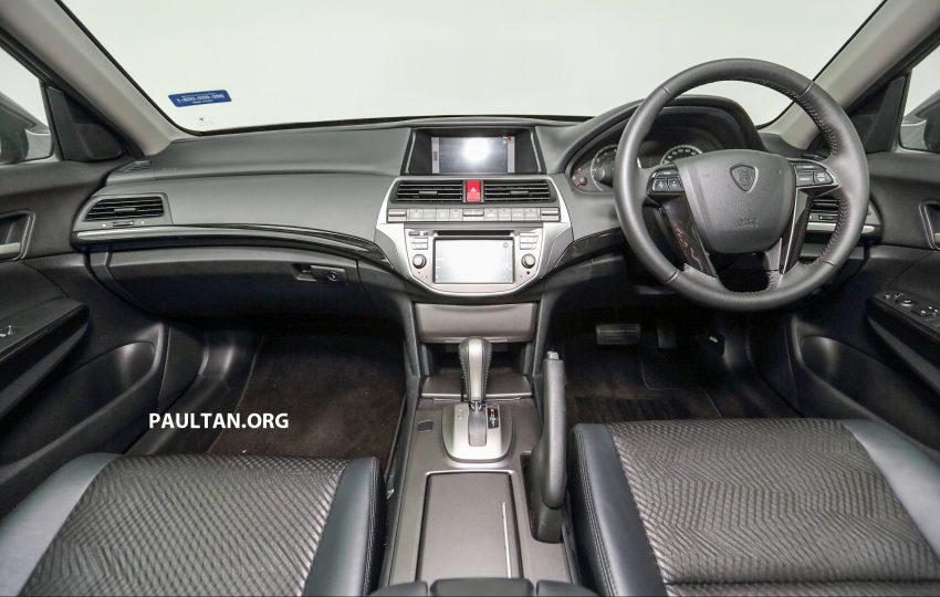 DRIVEN: 2016 Proton Perdana – first impressions Image #508154