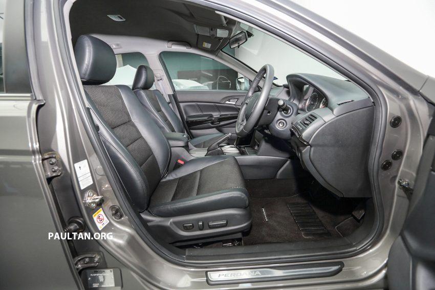 Proton Perdana 2016 dilancarkan – enjin Honda 2.0L dan 2.4L, berasaskan Accord, harga dari RM113,888 Image #507095