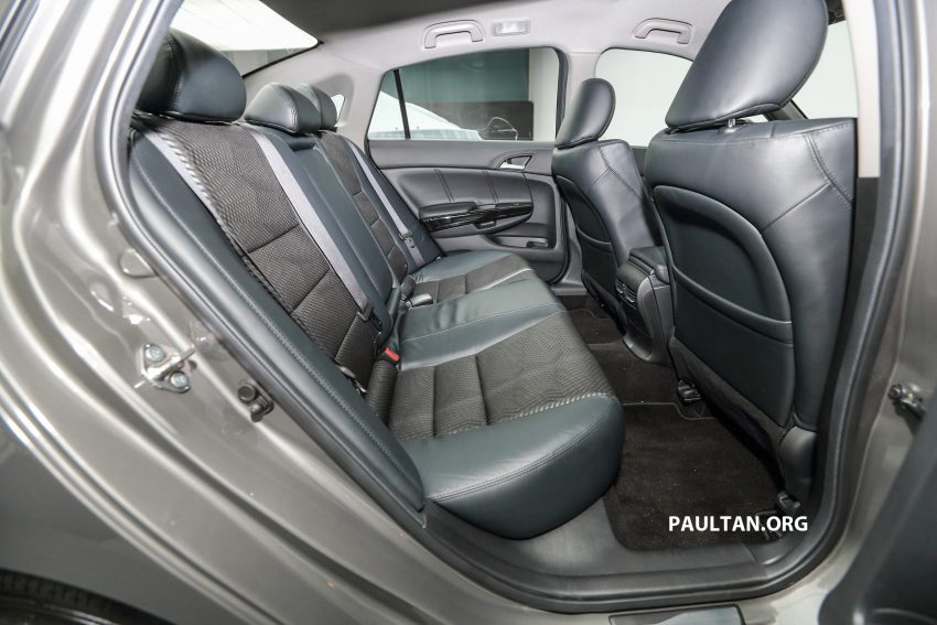 New Proton Perdana officially launched – 2.0L and 2.4L Honda engines, Accord-based sedan from RM113,888 Image #507664