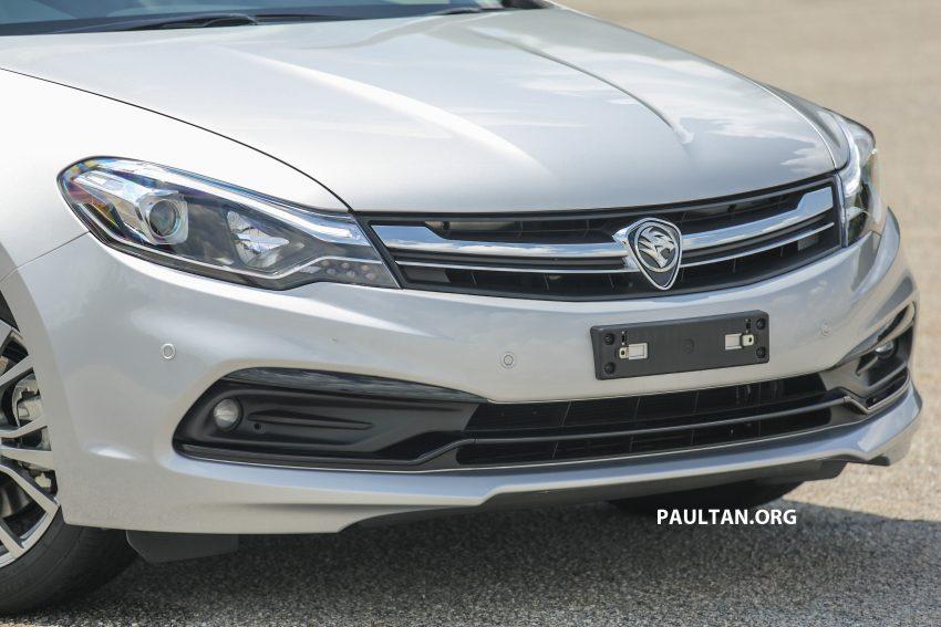 Proton Perdana 2016 dilancarkan – enjin Honda 2.0L dan 2.4L, berasaskan Accord, harga dari RM113,888 Image #507107