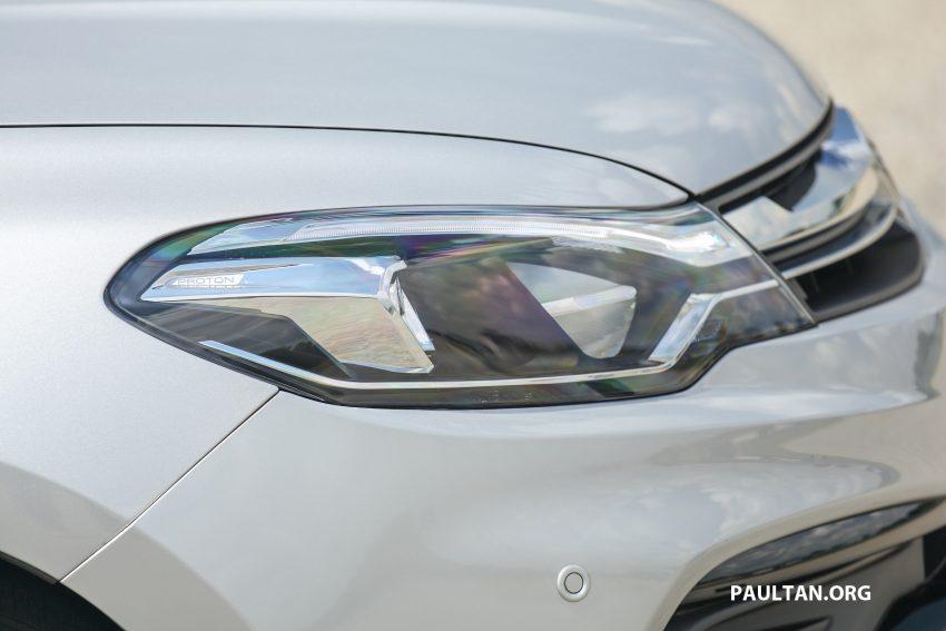 DRIVEN: 2016 Proton Perdana – first impressions Image #508074