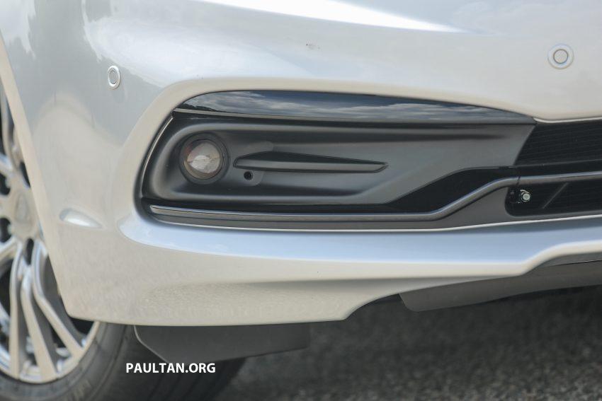 Proton Perdana 2016 dilancarkan – enjin Honda 2.0L dan 2.4L, berasaskan Accord, harga dari RM113,888 Image #507110