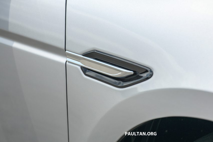 DRIVEN: 2016 Proton Perdana – first impressions Image #508082