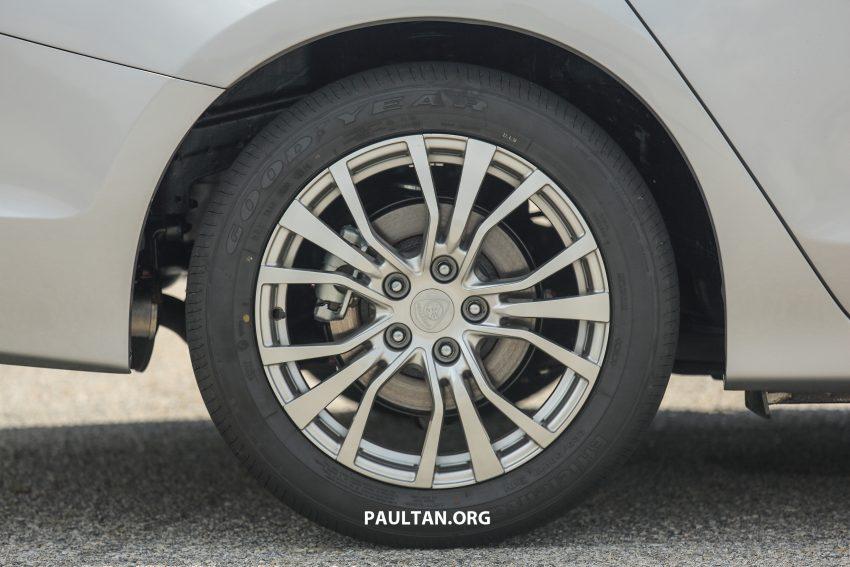 DRIVEN: 2016 Proton Perdana – first impressions Image #508087