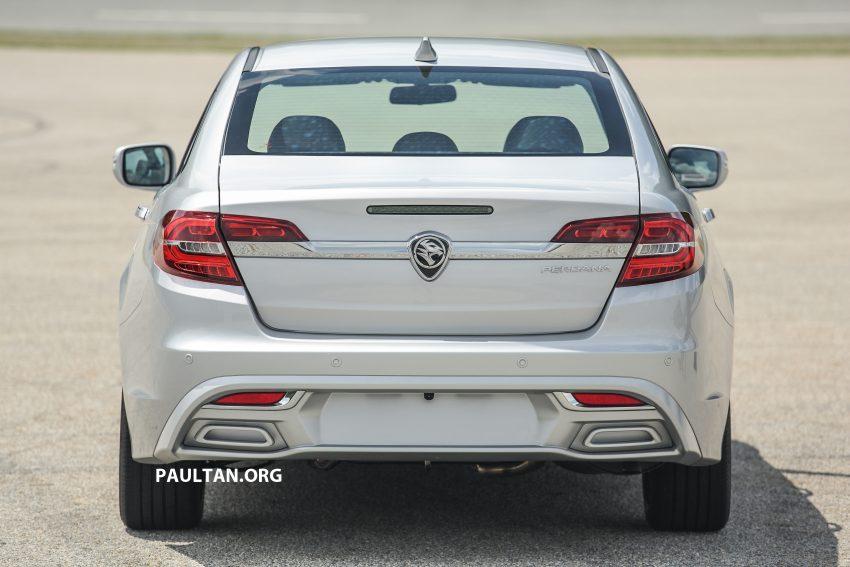 DRIVEN: 2016 Proton Perdana – first impressions Image #508088