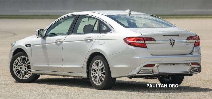 DRIVEN: 2016 Proton Perdana – first impressions Image #508090