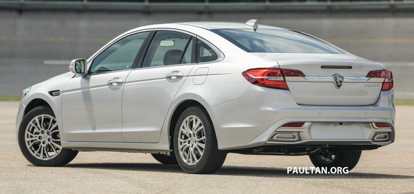 Proton Perdana 2016 dilancarkan – enjin Honda 2.0L dan 2.4L, berasaskan Accord, harga dari RM113,888 Image #507126