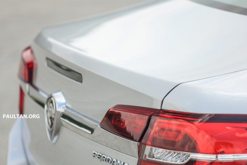 DRIVEN: 2016 Proton Perdana – first impressions Image #508102