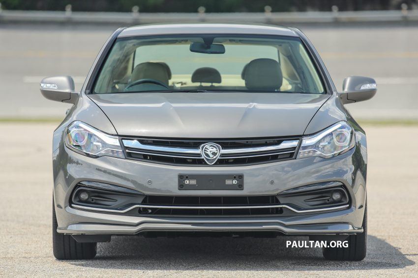 DRIVEN: 2016 Proton Perdana – first impressions Image #508106