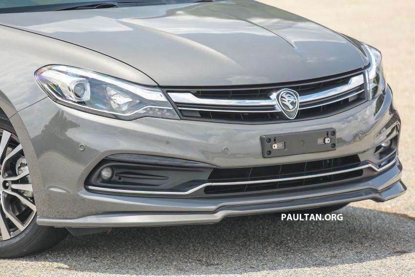DRIVEN: 2016 Proton Perdana – first impressions Image #508110