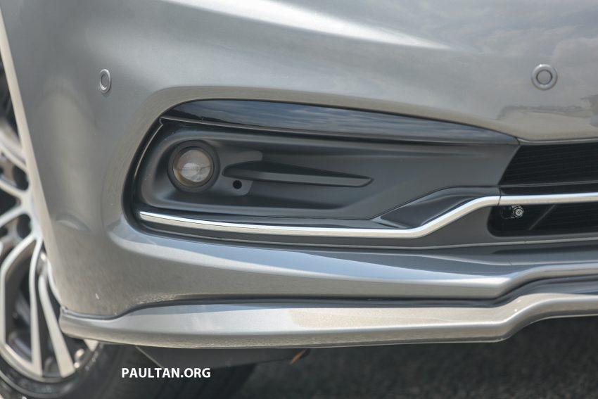 DRIVEN: 2016 Proton Perdana – first impressions Image #508113