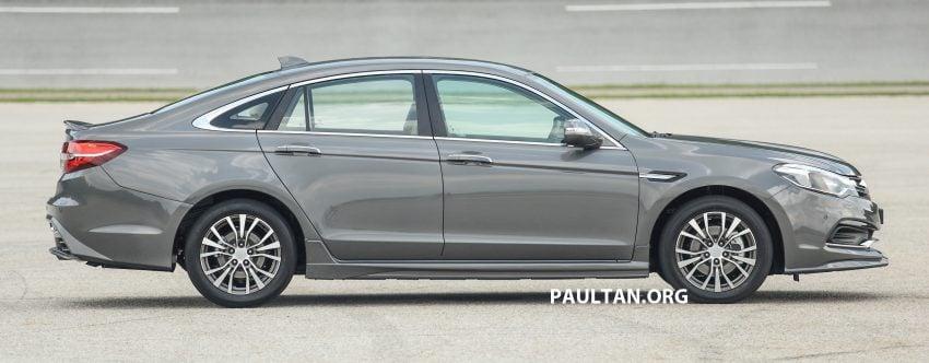 DRIVEN: 2016 Proton Perdana – first impressions Image #508115