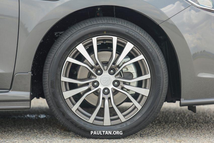 DRIVEN: 2016 Proton Perdana – first impressions Image #508118