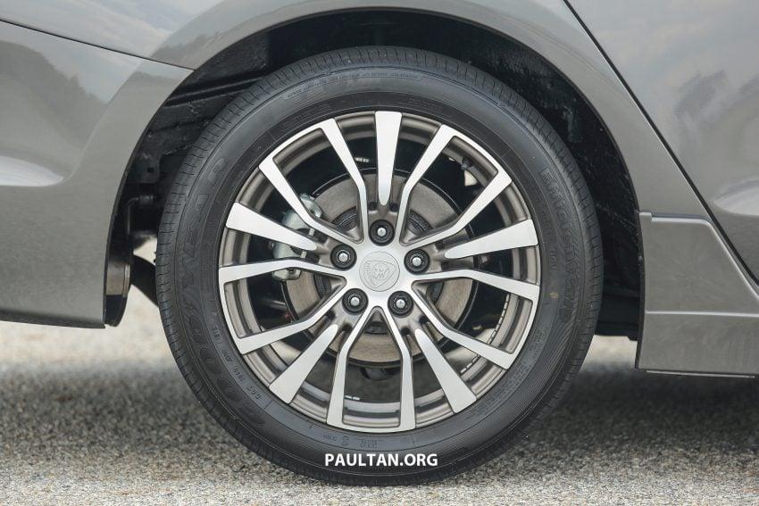 DRIVEN: 2016 Proton Perdana – first impressions Image #508125