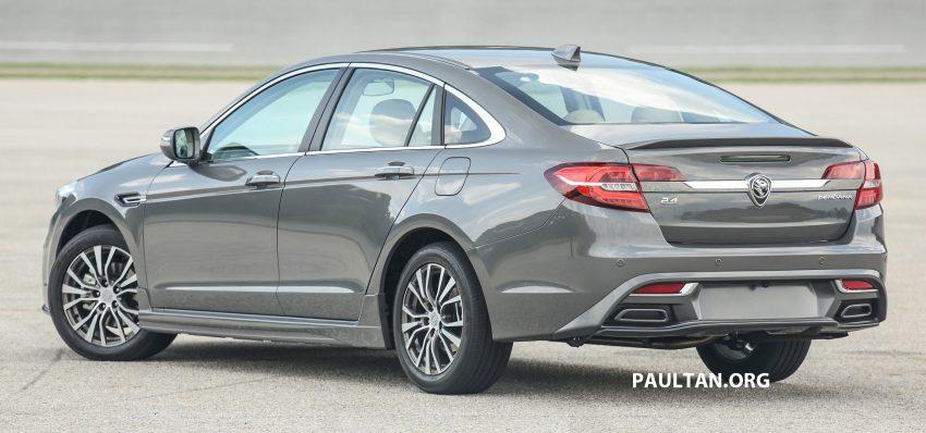 DRIVEN: 2016 Proton Perdana – first impressions Image #508128