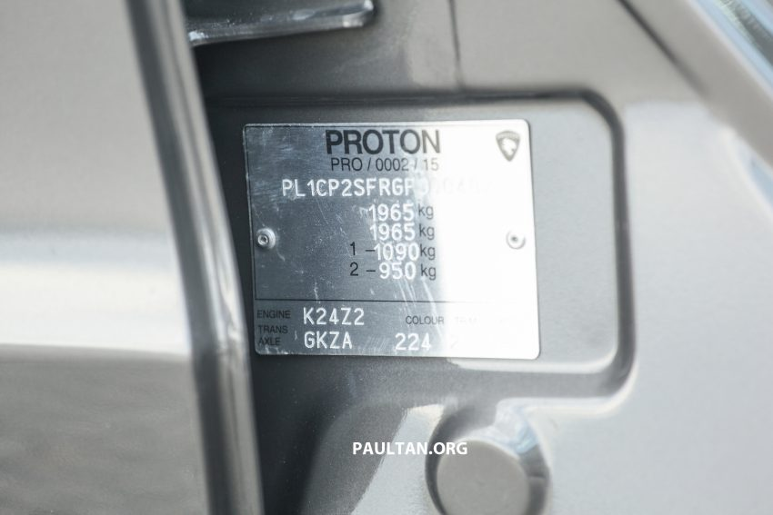 DRIVEN: 2016 Proton Perdana – first impressions Image #508066