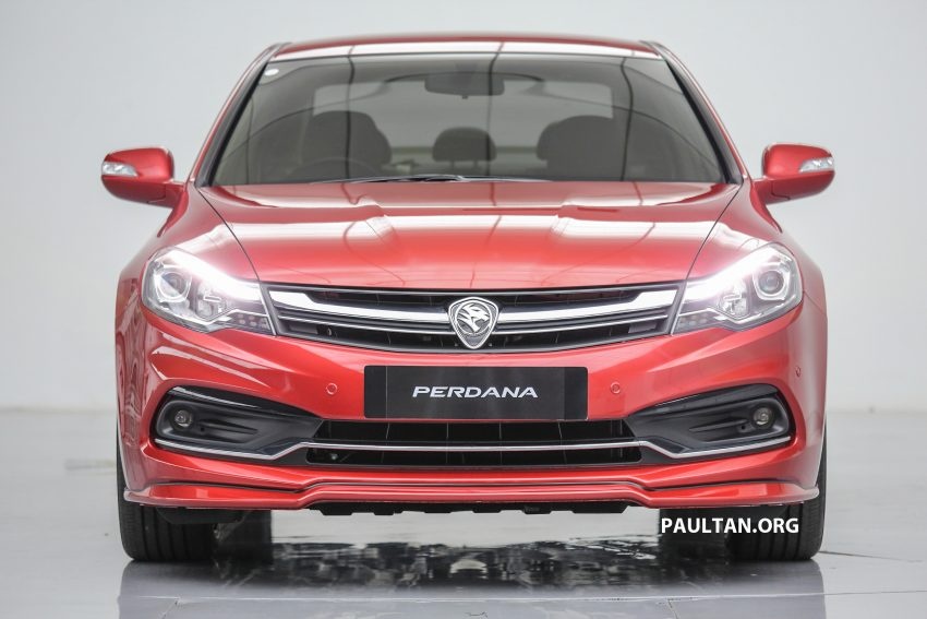 New Proton Perdana officially launched – 2.0L and 2.4L Honda engines, Accord-based sedan from RM113,888 Image #507749