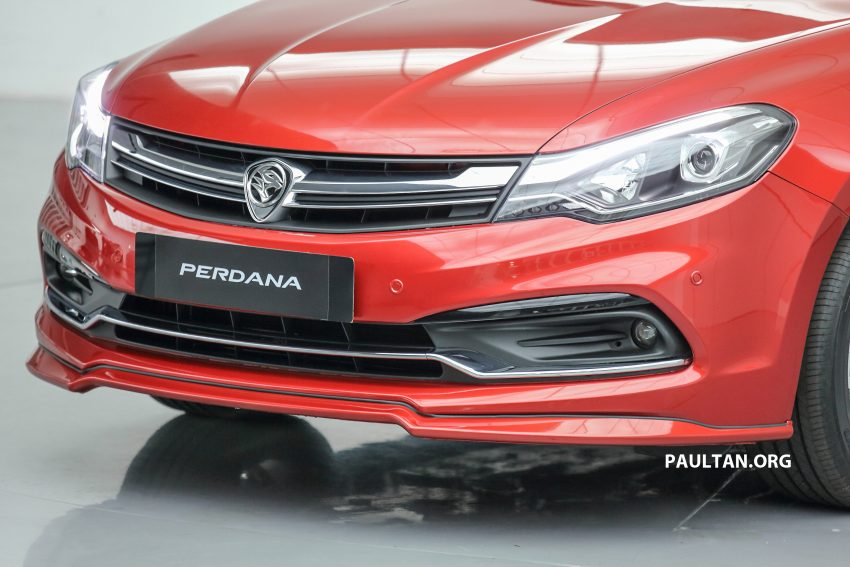 New Proton Perdana officially launched – 2.0L and 2.4L Honda engines, Accord-based sedan from RM113,888 Image #507752