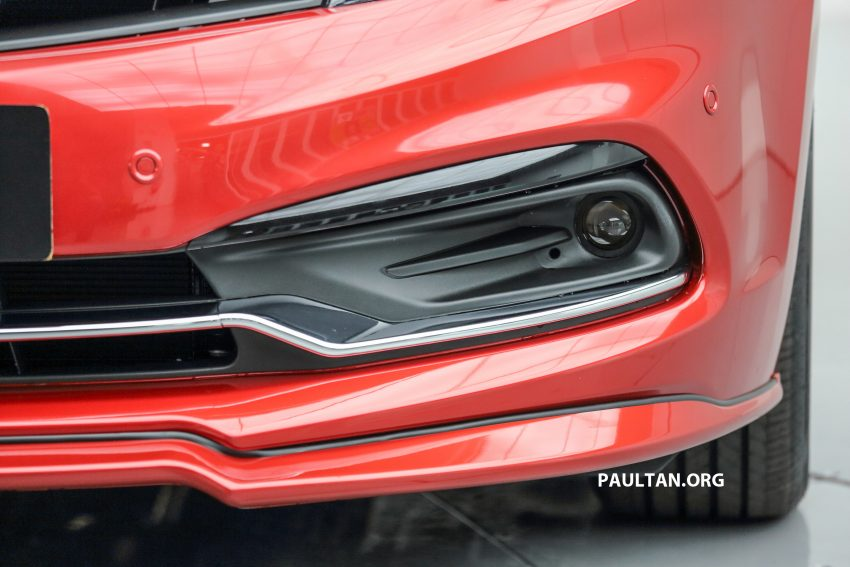 New Proton Perdana officially launched – 2.0L and 2.4L Honda engines, Accord-based sedan from RM113,888 Image #507755