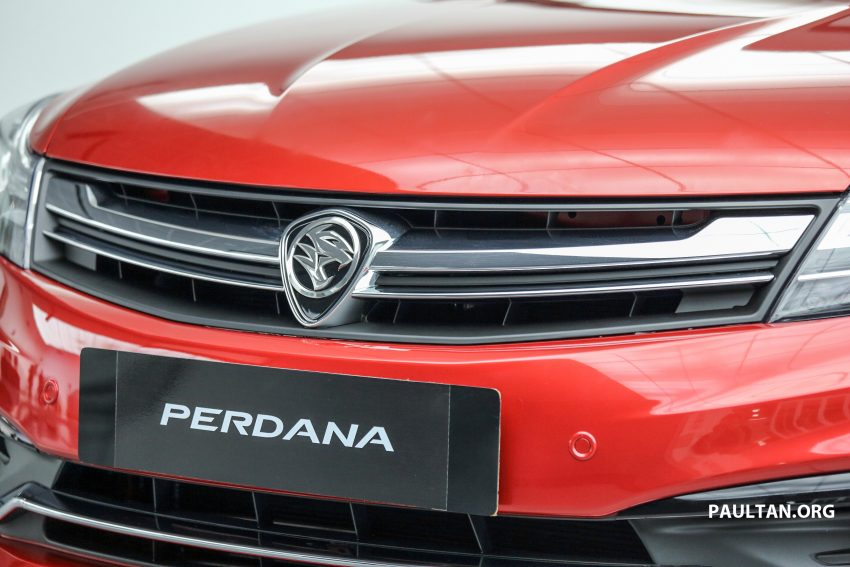 New Proton Perdana officially launched – 2.0L and 2.4L Honda engines, Accord-based sedan from RM113,888 Image #507756