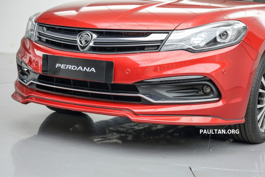 New Proton Perdana officially launched – 2.0L and 2.4L Honda engines, Accord-based sedan from RM113,888 Image #507758