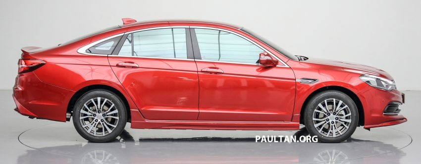 New Proton Perdana officially launched – 2.0L and 2.4L Honda engines, Accord-based sedan from RM113,888 Image #507760