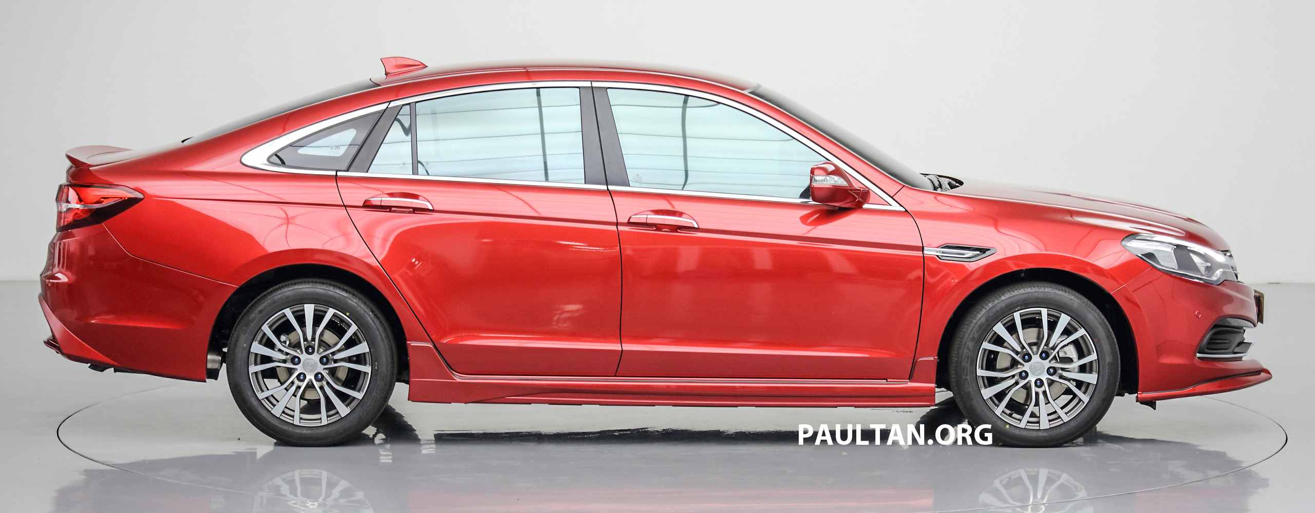 New Proton Perdana officially launched – 2.0L and 2.4L ...