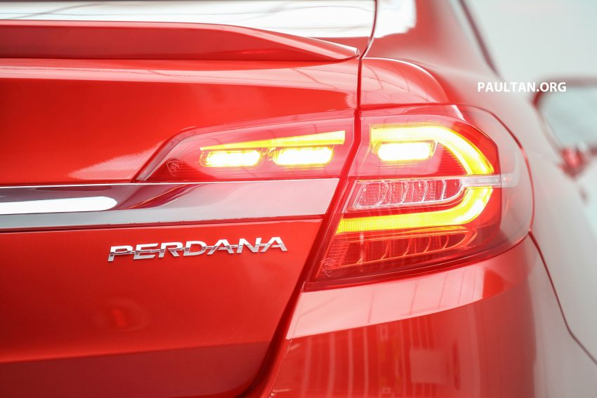New Proton Perdana officially launched – 2.0L and 2.4L Honda engines, Accord-based sedan from RM113,888 Image #507776