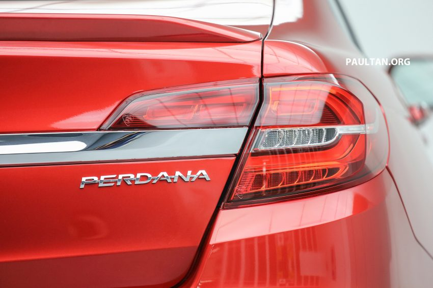 New Proton Perdana officially launched – 2.0L and 2.4L Honda engines, Accord-based sedan from RM113,888 Image #507777