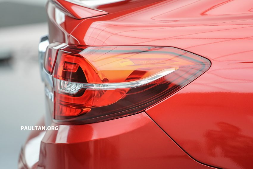 New Proton Perdana officially launched – 2.0L and 2.4L Honda engines, Accord-based sedan from RM113,888 Image #507778
