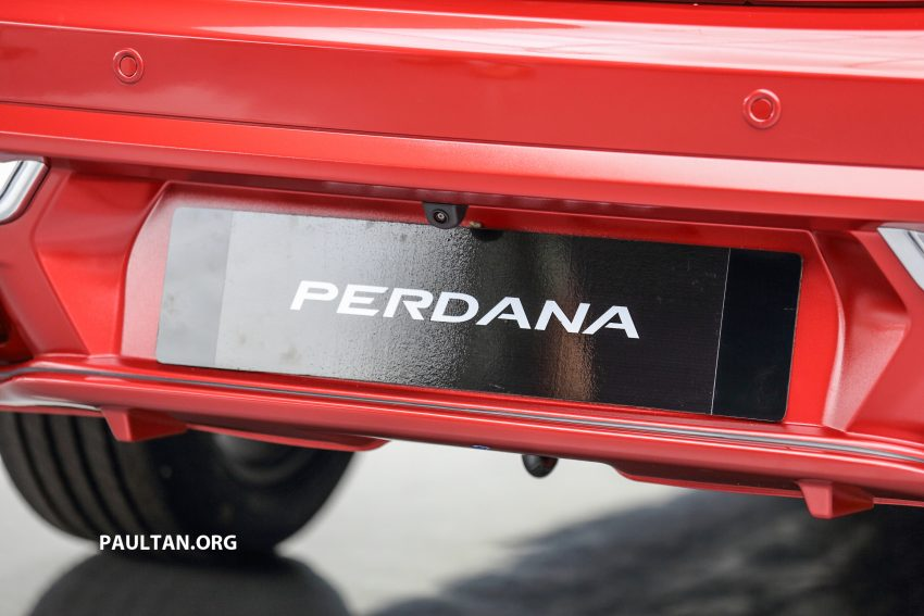 New Proton Perdana officially launched – 2.0L and 2.4L Honda engines, Accord-based sedan from RM113,888 Image #507781