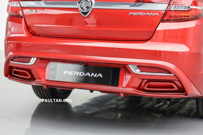 New Proton Perdana officially launched – 2.0L and 2.4L Honda engines, Accord-based sedan from RM113,888 Image #507782