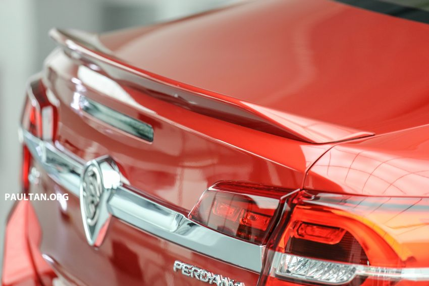 New Proton Perdana officially launched – 2.0L and 2.4L Honda engines, Accord-based sedan from RM113,888 Image #507786
