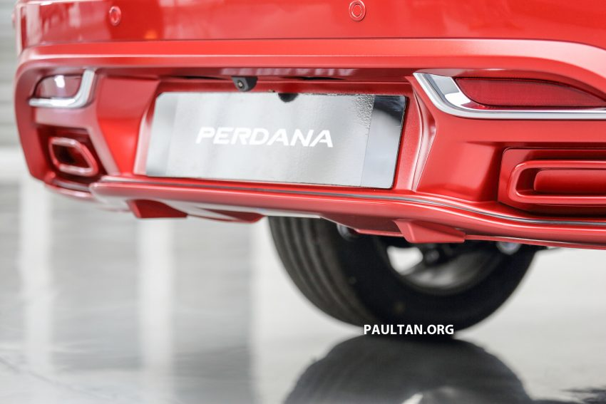 New Proton Perdana officially launched – 2.0L and 2.4L Honda engines, Accord-based sedan from RM113,888 Image #507787