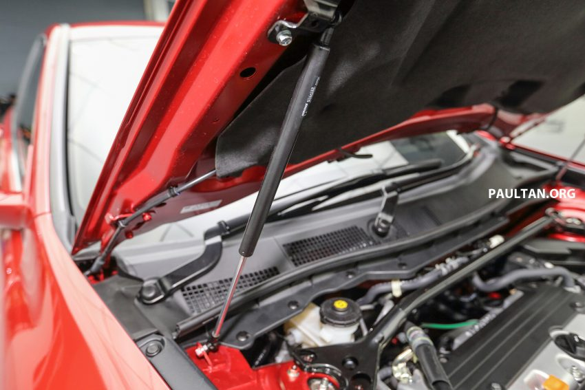 New Proton Perdana officially launched – 2.0L and 2.4L Honda engines, Accord-based sedan from RM113,888 Image #507793
