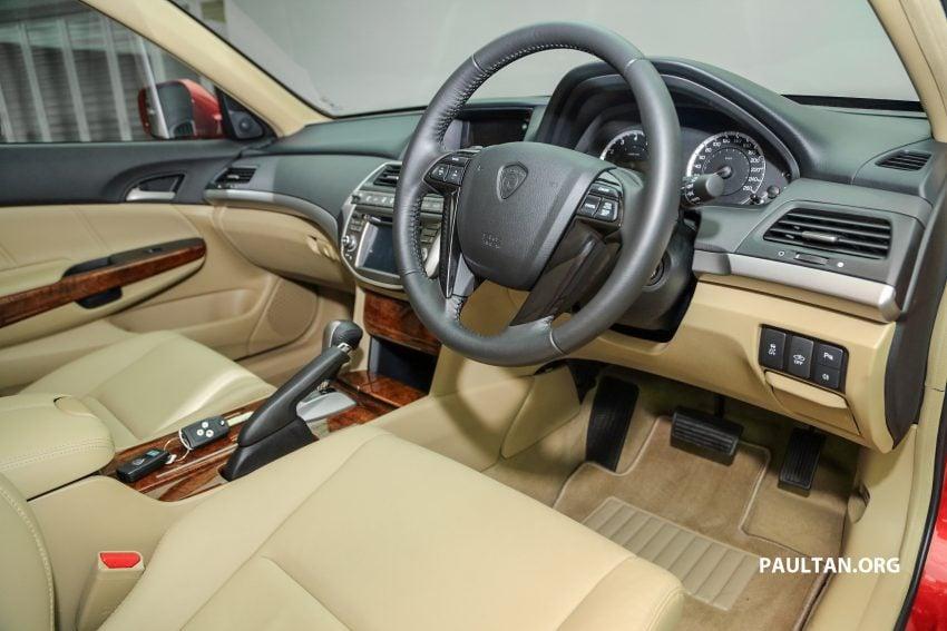 DRIVEN: 2016 Proton Perdana – first impressions Image #508164