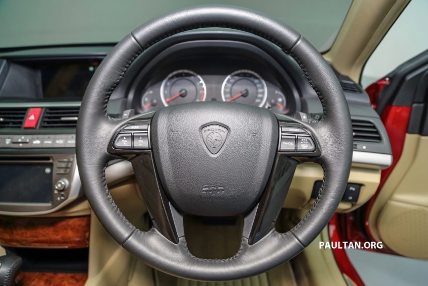 New Proton Perdana officially launched – 2.0L and 2.4L Honda engines, Accord-based sedan from RM113,888 Image #507795