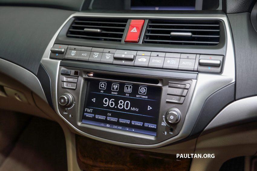 Proton Perdana 2016 dilancarkan – enjin Honda 2.0L dan 2.4L, berasaskan Accord, harga dari RM113,888 Image #507202