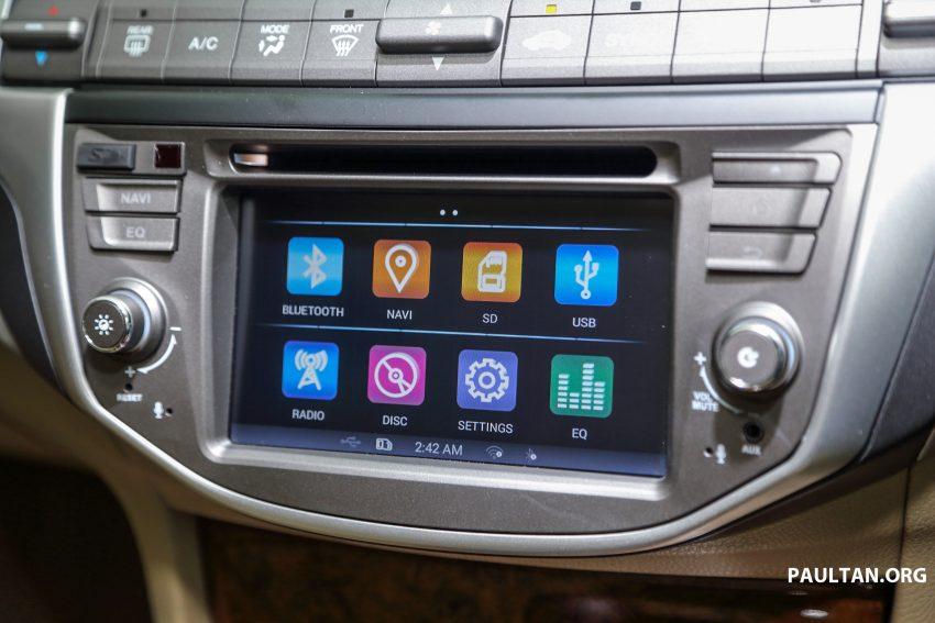 DRIVEN: 2016 Proton Perdana – first impressions Image #508166