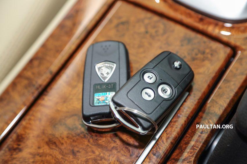 Proton Perdana 2016 dilancarkan – enjin Honda 2.0L dan 2.4L, berasaskan Accord, harga dari RM113,888 Image #507215