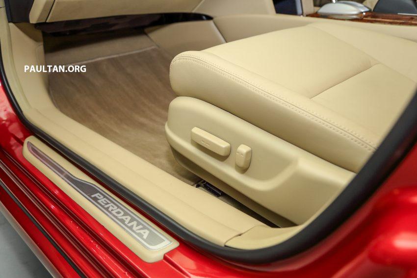 Proton Perdana 2016 dilancarkan – enjin Honda 2.0L dan 2.4L, berasaskan Accord, harga dari RM113,888 Image #507229