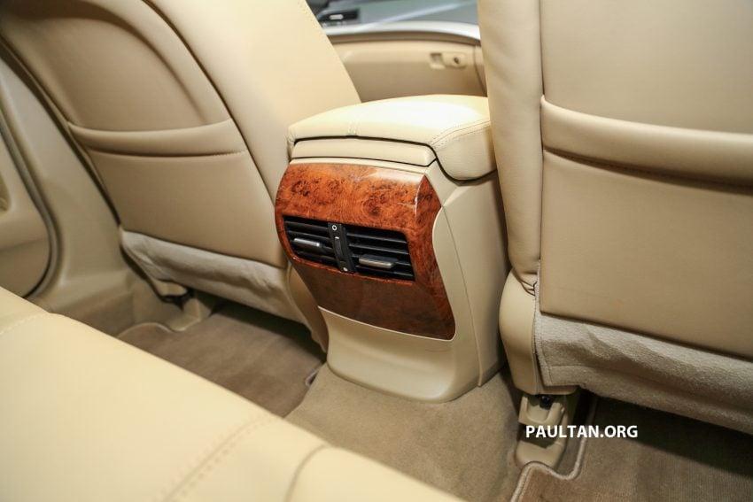DRIVEN: 2016 Proton Perdana – first impressions Image #508183