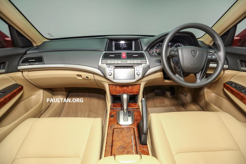 New Proton Perdana officially launched – 2.0L and 2.4L Honda engines, Accord-based sedan from RM113,888 Image #507835