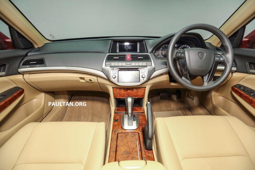 DRIVEN: 2016 Proton Perdana – first impressions Image #508172
