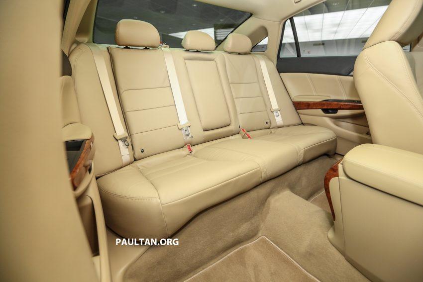 Proton Perdana 2016 dilancarkan – enjin Honda 2.0L dan 2.4L, berasaskan Accord, harga dari RM113,888 Image #507243