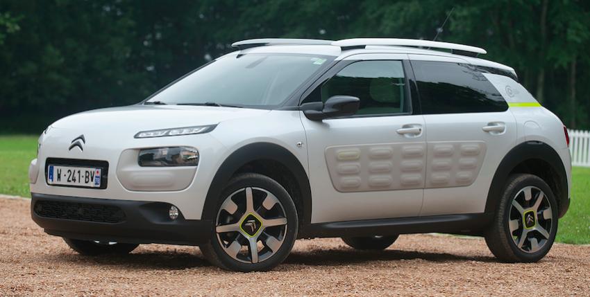 "Citroën Advanced Comfort – progressive hydraulic cushion suspension system will ""redefine car comfort"" Image #504414"